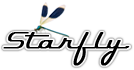 A great web designer: Starfly Studio, Los Angeles, CA logo