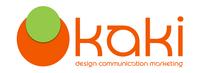 A great web designer: Kaki Design Communication Marketing, Montreal, Canada logo
