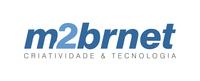 A great web designer: M2BRNET, Rio de Janeiro, Brazil logo