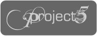 A great web designer: Project 5, Cape Town, South Africa logo