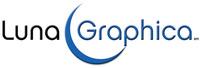 A great web designer: LunaGraphica, San Jose, CA logo