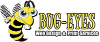 A great web designer: Bug Eyes Web Design | SEO, Tampa, FL logo