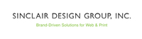 A great web designer: Sinclair Design Group, Inc., Tampa, FL logo