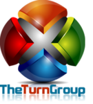A great web designer: The Turn Group, Kansas City, MO logo