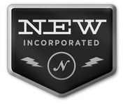 A great web designer: NEW Incorporated, Indianapolis, IN logo