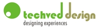 A great web designer: Techved Design, Mumbai, India logo