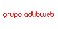 A great web designer: Grupo Adlibweb, Alicante, Spain logo
