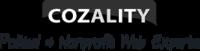 A great web designer: Cozality, Toronto, Canada logo