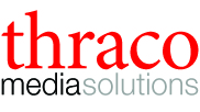 A great web designer: Thraco Media, New York, NY logo