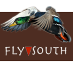 A great web designer: Fly South, Dallas, TX logo