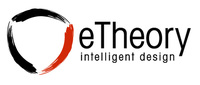 A great web designer: eTheory, Palmerston North, New Zealand logo