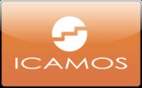 A great web designer: ICAMOS, Panama City Panama, Panama logo