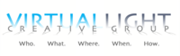 A great web designer: Virtual Light Creative Group, New York, NY logo