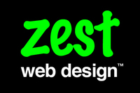 A great web designer: Zest Web Design, Liverpool, United Kingdom logo