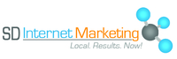 A great web designer: SD Internet Marketing, San Diego, CA logo
