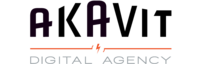 A great web designer: akavit, Denver, CO logo