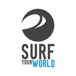 A great web designer: Surf Your World, Rotterdam, Netherlands logo