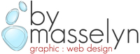 A great web designer: by Masselyn, Los Angeles, CA logo