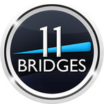 A great web designer: 11 Bridges, Portland, OR logo