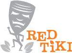 A great web designer: Red Tiki Design Studio, Salt Lake City, UT logo