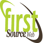 A great web designer: First Source Web, San Diego, CA logo