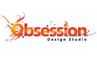 A great web designer: Obsession Design Studio, Bucharest, Romania logo
