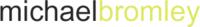 A great web designer: michael bromley, Kelowna, Canada logo