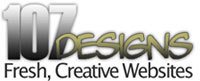 A great web designer: 107 Designs, Dallas, TX