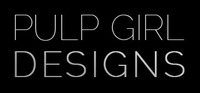 A great web designer: Pulp Girl Designs, New York, NY logo