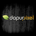 A great web designer: Dapurpixel, Bandung, Indonesia logo