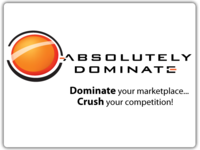 A great web designer: Absolutely Dominate, Atlanta, GA logo