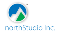 A great web designer: northStudio Atlantic, Campbellton, Canada logo