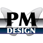 A great web designer: Platinum Monarch Design, Los Angeles, CA logo