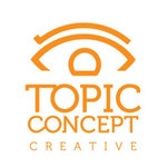A great web designer: Topic Concept Creative, Vancouver, Canada logo