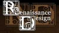 A great web designer: Renaissance Design, Cardiff, United Kingdom logo