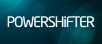 A great web designer: POWERSHiFTER, Vancouver, Canada logo