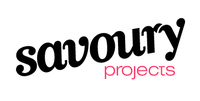 A great web designer: Savoury Projects, Toronto, Canada logo