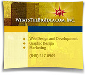 A great web designer: WhatsTheBigIdea.com, Inc., New York, NY