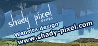 A great web designer: Shady Pixel LTD, Central London, United Kingdom logo