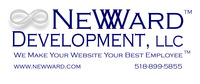 A great web designer: NewWard Development, LLC, Saratoga, NY logo