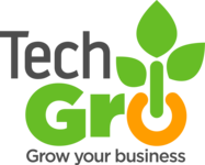 A great web designer: TechGro, Columbus, OH logo