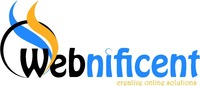 A great web designer: Webnificent, Vancouver, Canada logo
