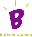 A great web designer: Balcom Agency, Dallas, TX logo