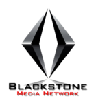 A great web designer: Blackstone Media Network, Louisville, KY logo