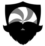A great web designer: The League of Beards, Louisville, KY logo