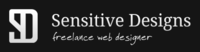 A great web designer: Sensitive Designs, London, United Kingdom logo