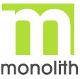 A great web designer: Monolith Digital, Edmonton, Canada logo