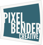 A great web designer: Pixel Bender Creative, Nanaimo, Canada logo