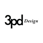 A great web designer: 3pd Design, Portland, OR logo