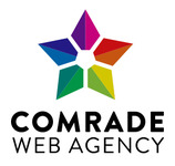 A great web designer: Comrade Web Agency, Chicago, IL logo